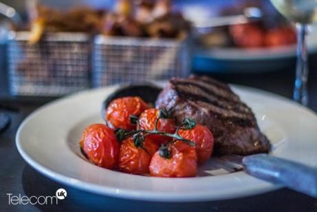 2 Steaks & Wine £28.95 - Midweek DEAL