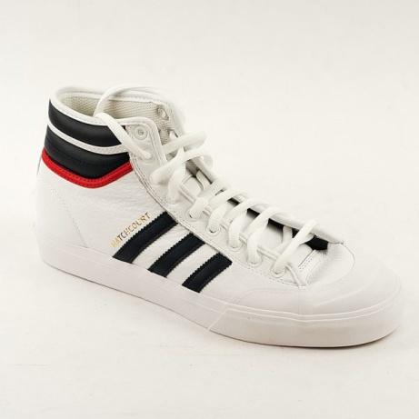 Adidas Matchcourt High White-Navy-Scar - £79.95!