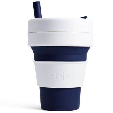 SAVE 10% off Stojo Collapsible Coffee Cups!