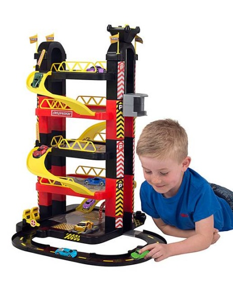 1/3 OFF - Teamsterz 5 Level Tower Garage!