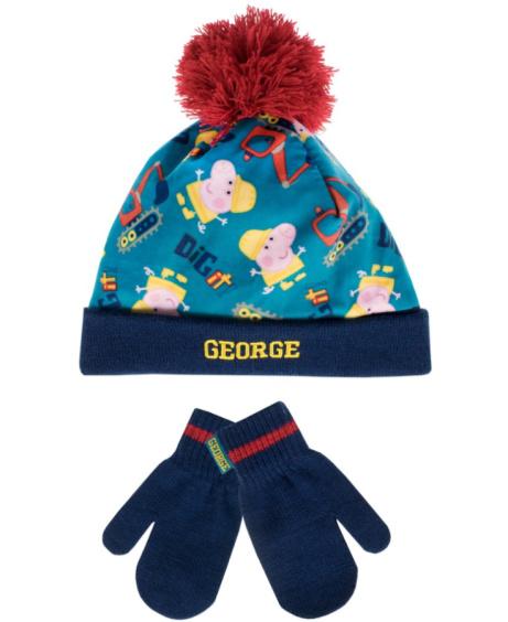 George Pig Winter Set - ONLY £2.95!