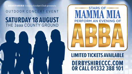 Save £2 on Grand Stand Seating Tickets for 'An Evening of ABBA'