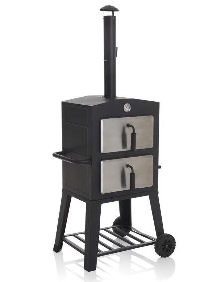£50 OFF this Wilko BBQ Pizza Oven Grill and Smoker!