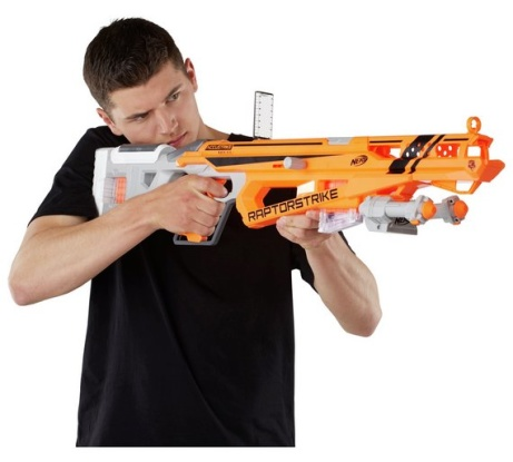 SAVE 40% on Nerf N-Strike Elite AccuStrike RaptorStrike!