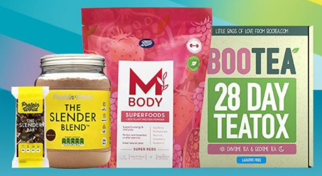 SAVE up to 1/2 PRICE on Weight Management and Sports Nutrition!