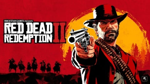RED DEAD REDEMPTION 2 - £49.99!