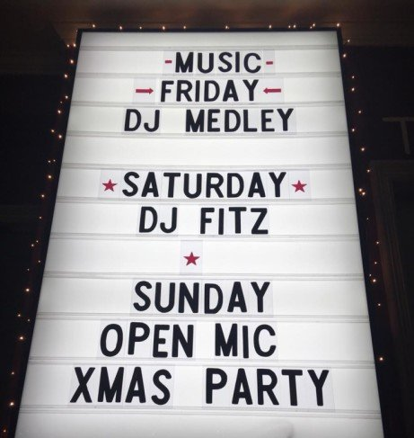 All you need for Christmas this weekend