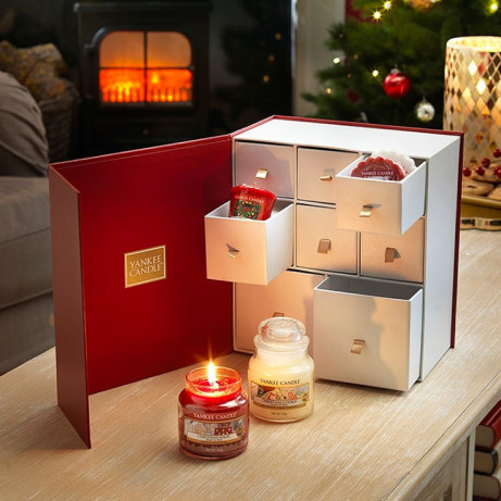 YANKEE Candle Discovery Gift Set - HALF PRICE! ONLY £20