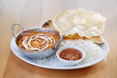 All you can eat Curry Night from 5pm - 8pm!