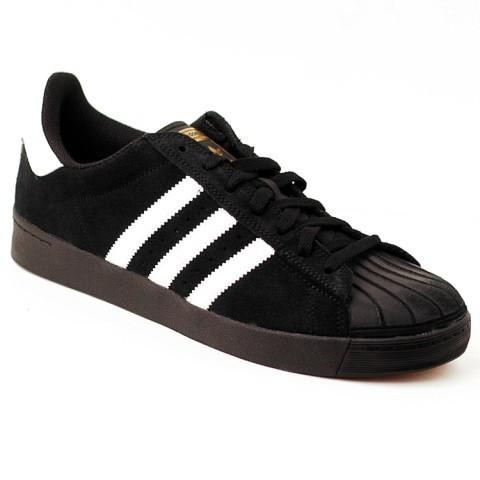 adidas Superstar Black/White/White.
