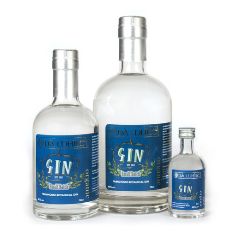We sell Da Mhile Botanical Gin, Wales for just £32.95 per bottle!