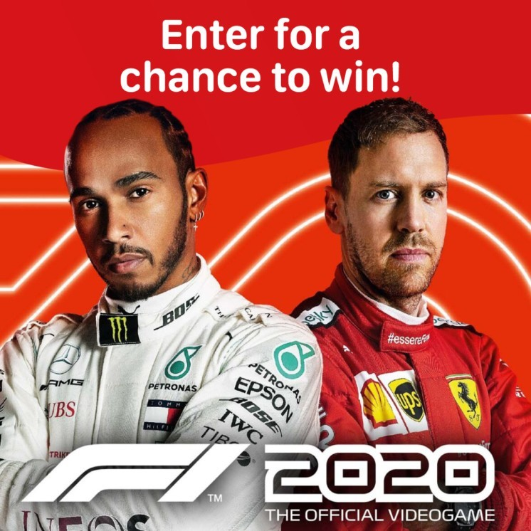 WIN - F1 2020 The Official Videogame