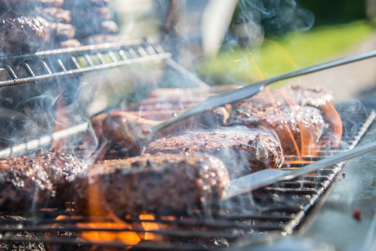 BBQ, 3 for £10!