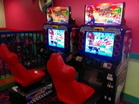 New Retro Arcade Machines just Put In