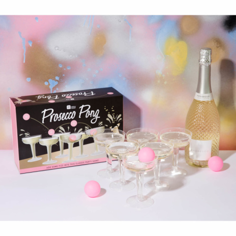 CHRISTMAS GIFTS - PROSECCO PONG PARTY GAME £14.99!