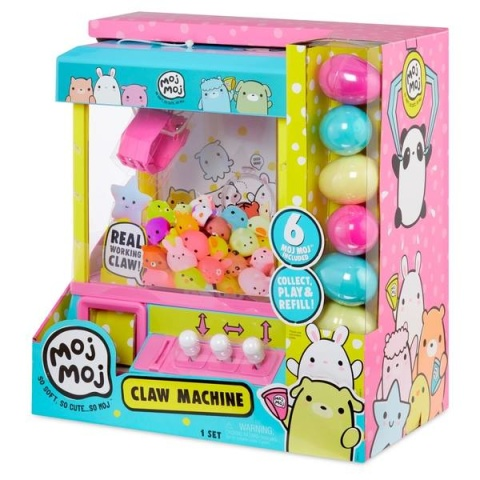We now have in stock the new Moj Moj Claw Machine.
