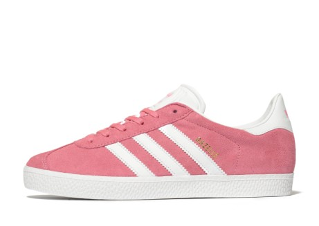 adidas pink gazelle girls youth trainers: Save 24%!