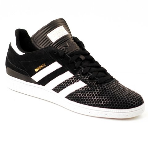 Shop the adidas Busenitz Black/White NOW online - £65.00!