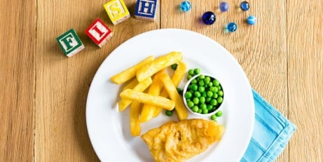 Feed the Little Ones - 2-Courses for £5.99 or 3-Courses for £6.99!