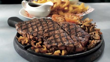 EXTENDED! STEAK THAT! 8oz Rump Steak £5 - ALL DAY MONDAY - THURSDAY!