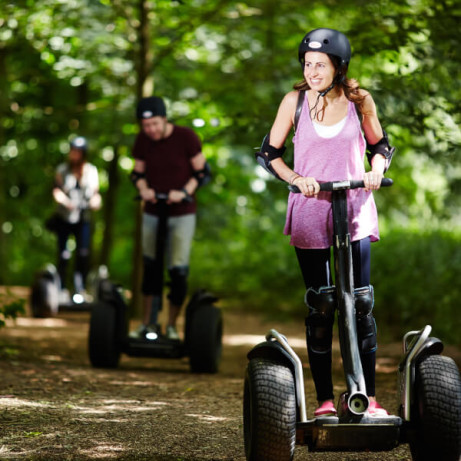 Segway Rally Blast for Two - ONLY £30