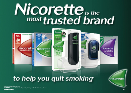 SAVE £7 on selected Nicorette!