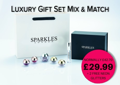 GIFT SET BOX - only £29.99 (RRP £42.70)