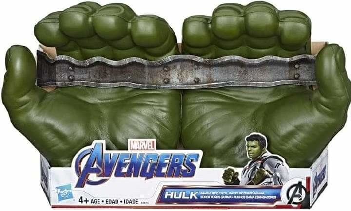 Avenger fists