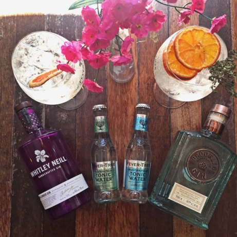 Have you checked out our Extra Special Summer Gin menu?
