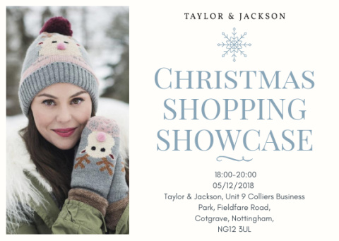 Christmas Shopping Showcase!