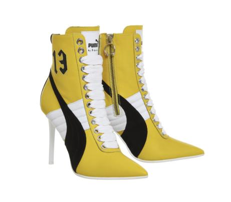 FENTY by Rihanna x Puma High Heel Sneakers - LESS THAN 1/2 PRICE!