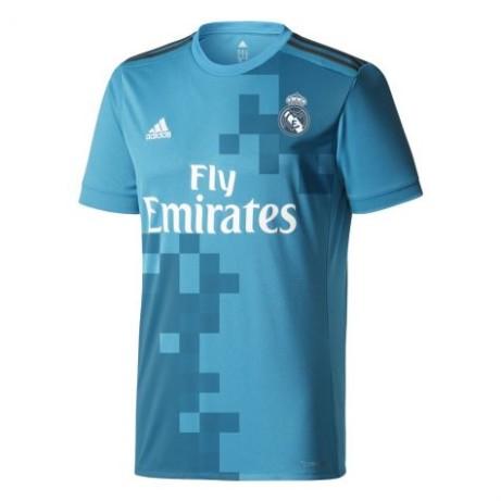 22% off 2017-2018 Real Madrid Adidas Third Football Shirt