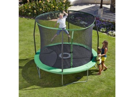 Get this Sportspower Pro 10FT Trampoline for ONLY £89 at ASDA George!