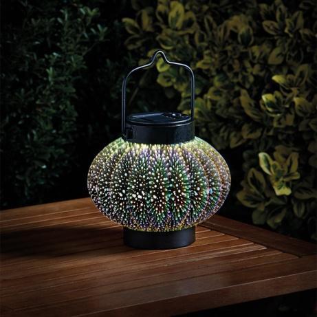 SAVE 35% OFF Smart Solar 3D Cosmos Solar-Powered Lantern!