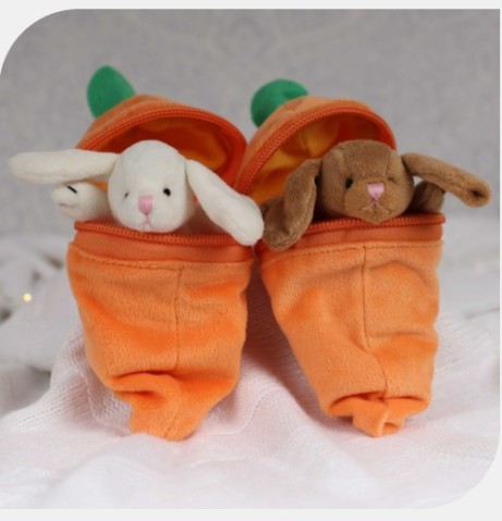 Easter Gifts for Children: Bunny In A Carrot - £7.95!