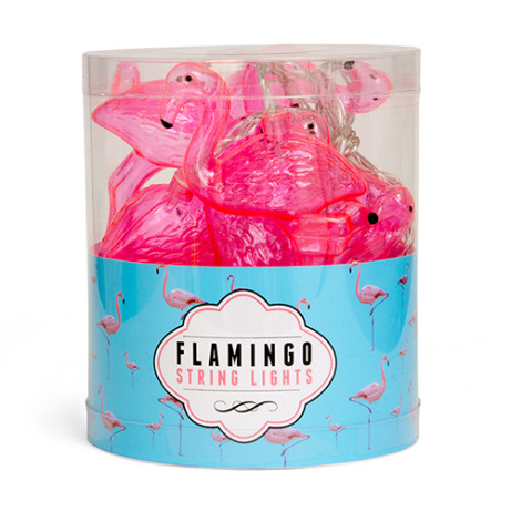 FLAMINGO STRING LIGHTS - £10.00!