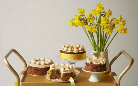 Easter Treats - Ginger & Citrus Simnel Cake just £16.95!
