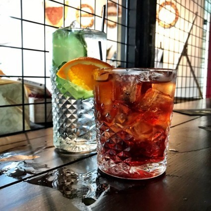 It's the perfect weather for one of our new Negroni's or a Hendrick's Gin & Tonic