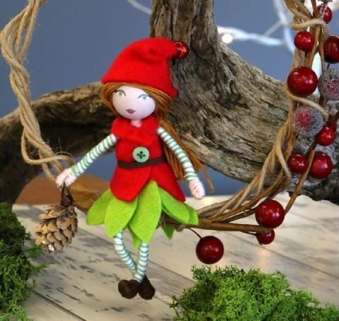 Elf Christmas Tree Decoration - £20.00!