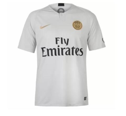 SAVE- 2018-2019 PSG Away Nike Football Shirt
