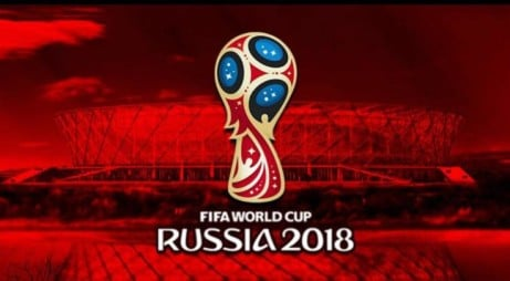 We will be showing the World Cup 2018