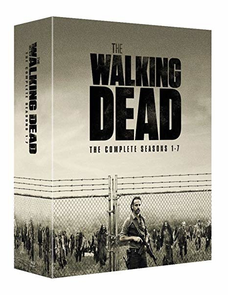 The Walking Dead: The Complete Seasons 1-7 - £49.99!
