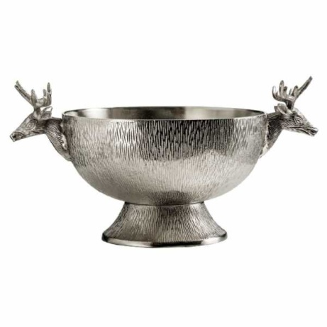 Quirky Deer Punch Bowl Now on Sale!
