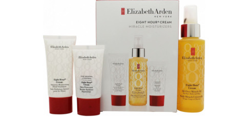 Mothers Day Gifts - Elizabeth Arden Eight Hour Cream Gift Set £28.72!