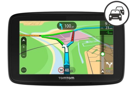 SAVE OVER 20% on this TomTom Via 53 Car Sat Nav!