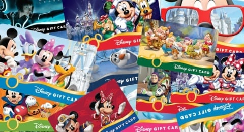 WIN a £50.00 Disney Store Gift Card!