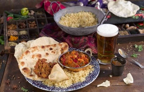 Join us for CURRY NIGHT, at your local Wetherspoon!