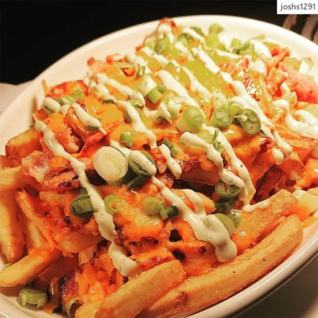 Just take a look at our signature Trent Wreck Fries!