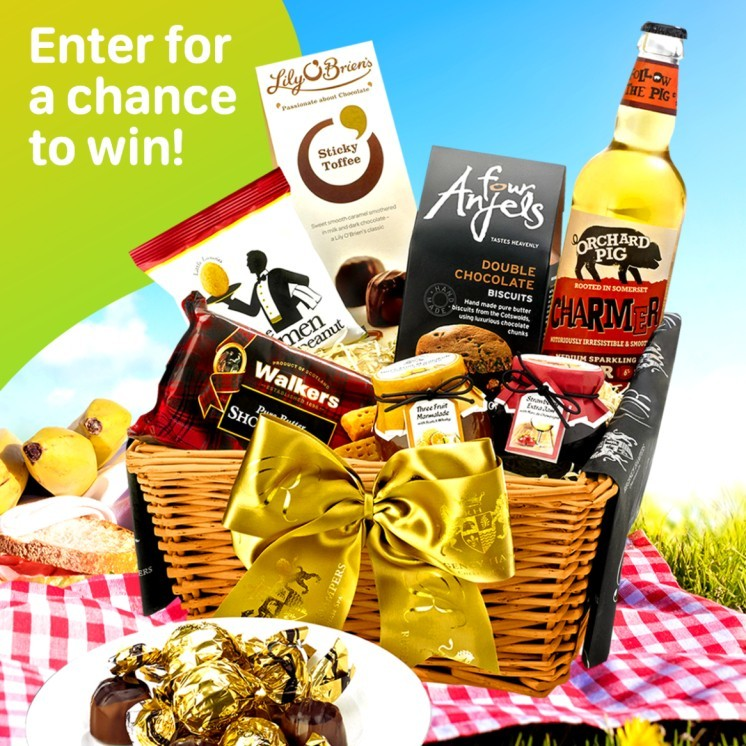 WIN The Ultimate Father's Day Windermere Hamper With Cider!