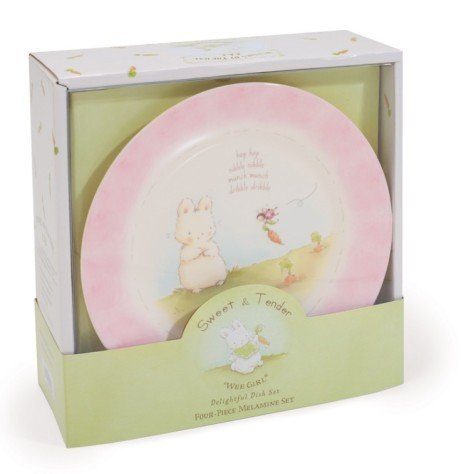 Great Gifts for Easter - Delightful Dish Set Pink £19.99!